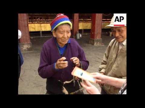 Tibet - Dalai Lama situation