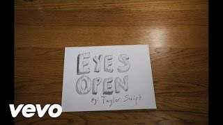 Taylor Swift – Eyes Open Video Thumbnail