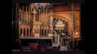 Schola Sainte Cécile - Dies Irae polyphonique (Homet)