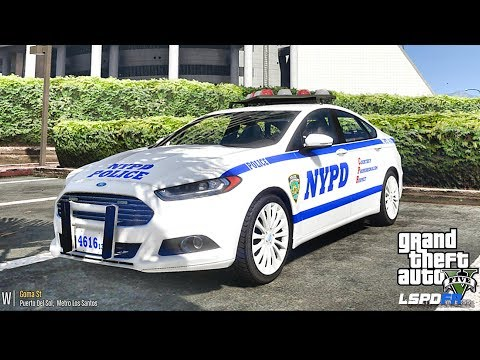 LSPDFR #593 NYPD PATROL!! (GTA 5 REAL LIFE POLICE PC MOD) FUSION #NOTSOLEGIT