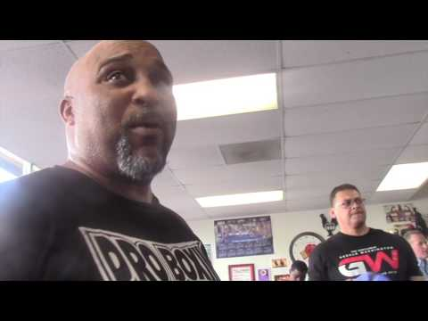 'CARLOS MONZON WOULD'VE DESTROYED GENNADY GOLOVKIN. HE WAS A BAD BAD MAN' - BUDDY McGIRT