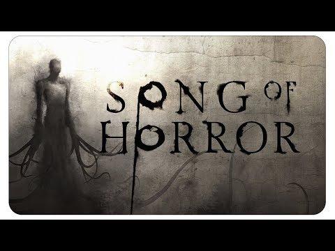 Die unmögliche Tür #01 Song of Horror - Episode 1 [Facecam/deutsch] - Gameplay Let's Play