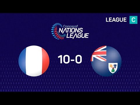 #CNL Highlights - Guadeloupe 10-0 Turks and Caicos