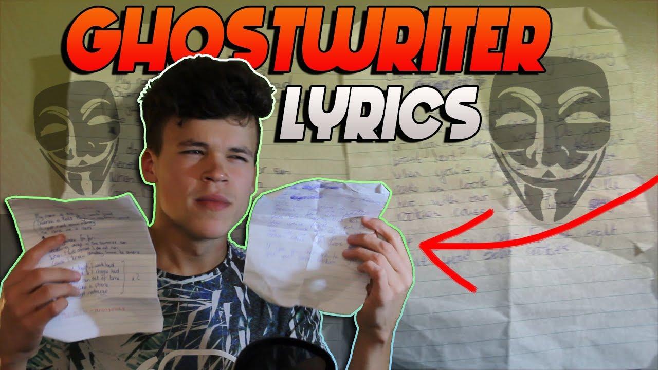 Ghostwriters lyrics free facharbeit schule formatierung