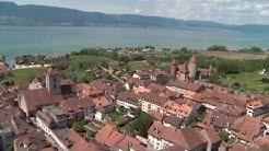 Visite d'Estavayer-le-Lac