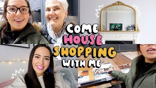 Come House Shopping With Me!
