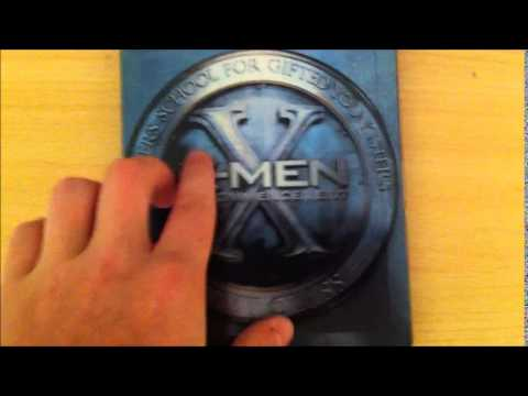 X Men Le Commencement/ First Class Steelbook (Fr) poster