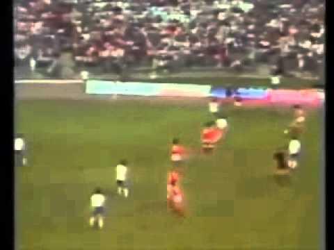 Universitatea Craiova - Benfica 1-1 - Coppa U.E.F.A. 1982-83 - semifinale - ritorno