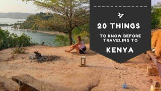 20 Things to know before traveling to Kenya