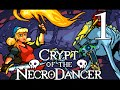 Crypt of the NecroDancer - The Glass Key