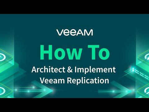Veeam Backup & Replication - What Is Data Replication?