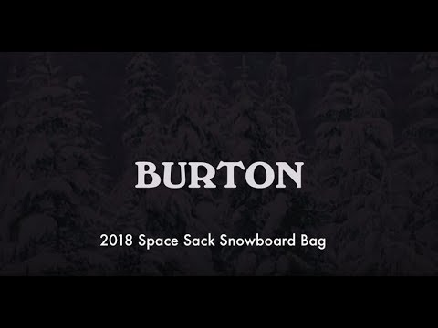 b7d8f00d65 2018 Burton Space Sack Snowboard Bag - Review - TheHouse.com - YouTube