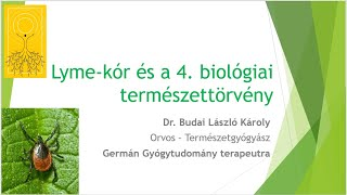 Segítség, borreliózis! | TermészetGyógyász Magazin, Lyme méregtelenítés kiegészítők