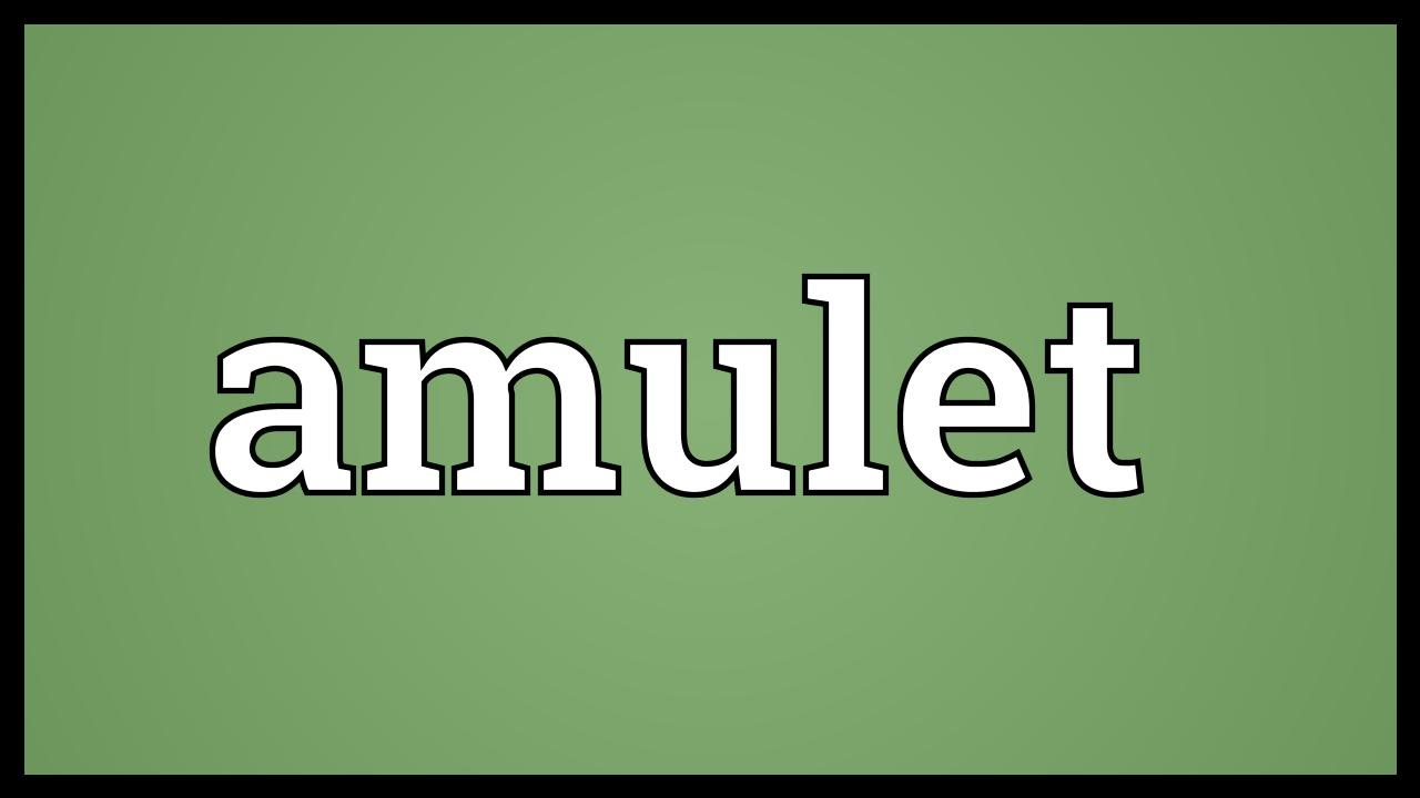 Amulet - Wikipedia   Magic Amulets And Meanings
