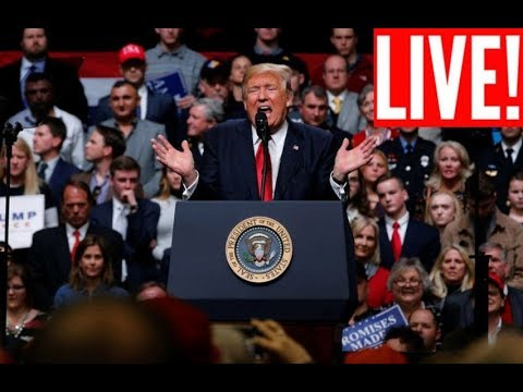 Full IMPRESSIVE Speech: President Donald Trump Speech At Massive Rally In Lebanon Ohio