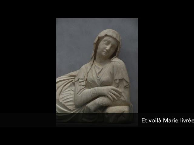 Marie - 2e méditation