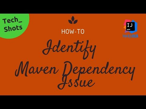 Loading AMIDST dependencies from a remote maven repository - YouTube