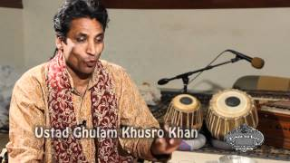 Jalsaghar - Ustad Ghulam Khusro Khan -Ep4- P.1of2