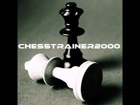 Bienvenue sur la chaîne Chesstrainer2000.com