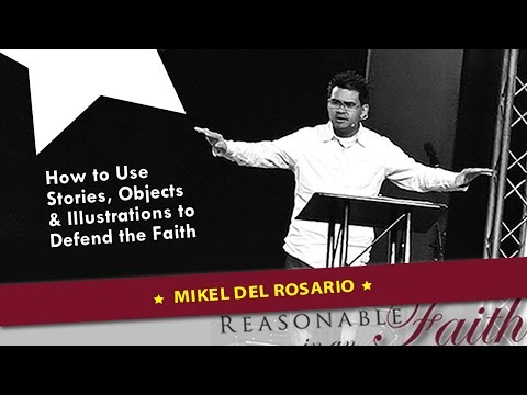 Apologetics Conference - Using Stories, Objects & Illustrations