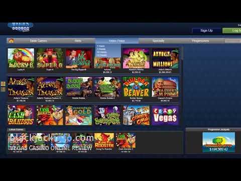 Vegas Casino Online Review