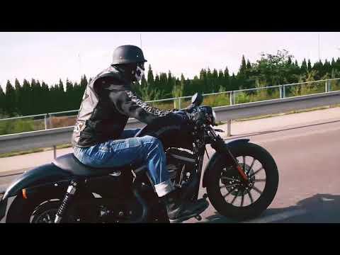 HarleyDavidson Iron 883