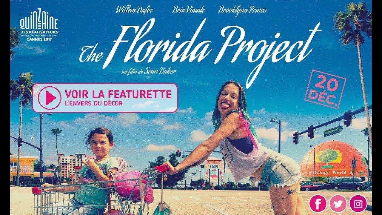 THE FLORIDA PROJECT : L'envers du décor