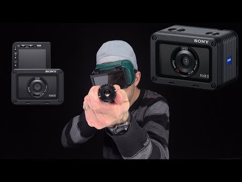 Sony RX0 II Tests And Experiments In 4K - Awesome Action Camera