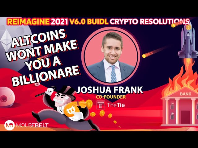 Joshua Frank - The Tie - The ultimate crypto trading strategy
