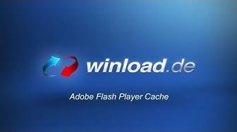 Adobe Flash Player - Cache verwalten und löschen | Winload.de