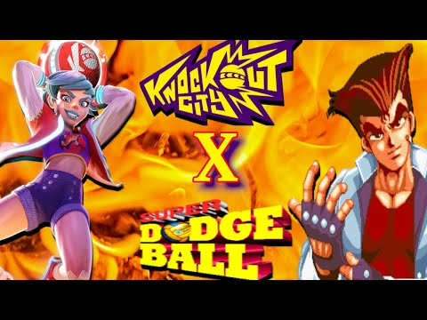 Knockout City Is The Perfect Modern Day Kunio Kun Dodgeball Game