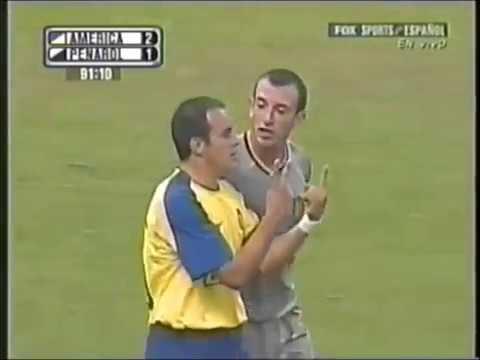 Cuauhtémoc Blanco vs Peñarol (Copa Libertadores 2004)