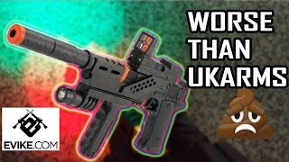 I Found the WORST Airsoft Gun on EVIKE | ASP 716