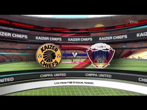Absa Premiership 2017/2018 - Kaizer Chiefs vs Chippa United