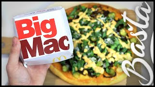 BIG MAC PIZZA? - Bašta #52