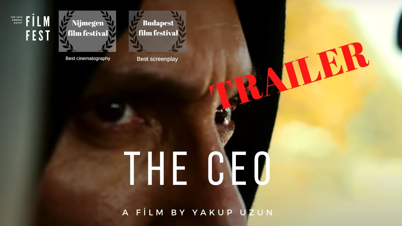 """Download TRAILER - Short film """"The CEO"""""""