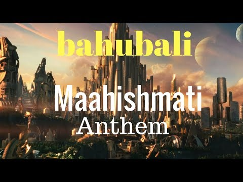 | Baahubali | Maahishmati Anthem For Asgard