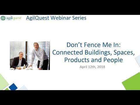 AgilQuest Webinars: Don't Fence Me In
