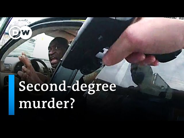 Closing arguments at Chauvin trial in Floyd death | DW News