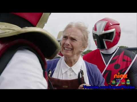 Power Rangers Super Ninja Steel Ep 14 - Sheriff Skyfire - Surrender