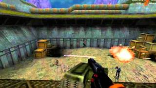 Half Life Deathmatch Source Gameplay