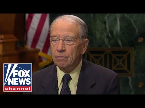 Grassley: Not wise