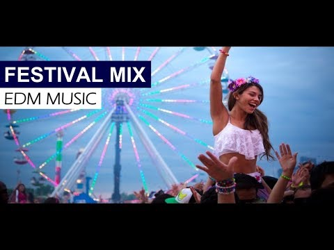 FESTIVAL MIX  EDM & Electro House Party Music 2017