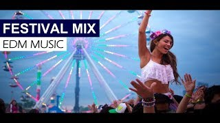 FESTIVAL MIX - EDM & Electro House Party Music 2017 Free HD Video