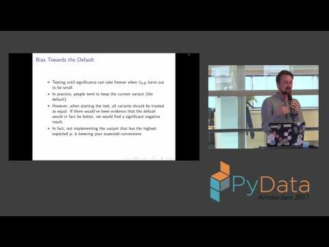 Ruben Mak | Successfully applying Bayesian statistics to A/B testing in your business