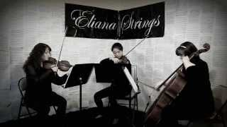 A Thousand Years - String Trio