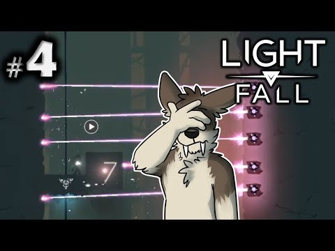 LIGHT FALL Let's Play Part 4 || MARSHLANDS OF SORROW || LIGHT FALL Gameplay