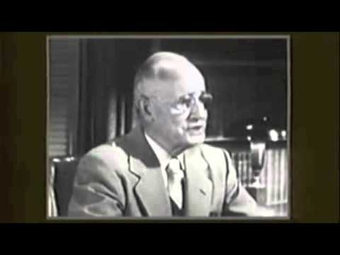 Napoleon Hill - Think And Grow Rich Interview