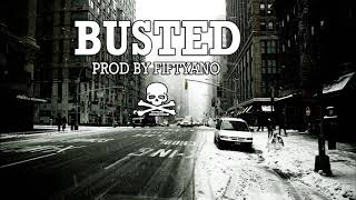 Hard Old School Diss Hip Hop Beat - 2018 Busted Instrumental Prod By. Fiftyano