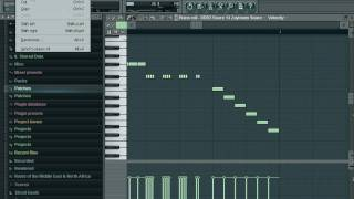 Snare Roll in FL Studio